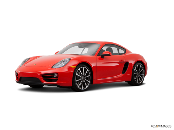 2014 Porsche Cayman S  Photo