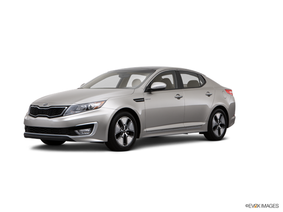 2013 Kia Optima EX Hybrid  Photo