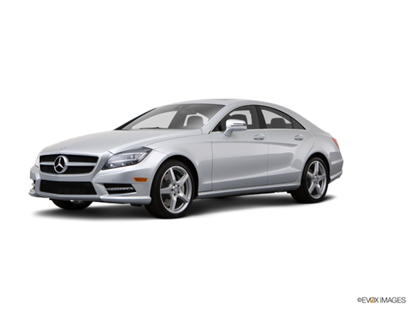 2014 Mercedes-Benz CLS-Class CLS550 4MATIC  Photo