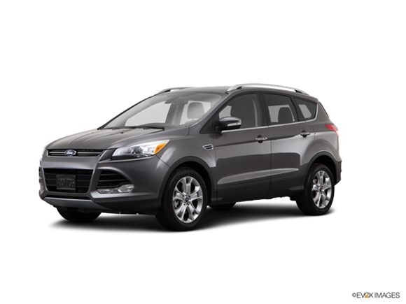 Kelley blue book review ford escape