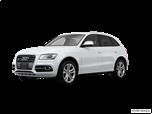 2016 Audi SQ5 Prestige  Sport Utility