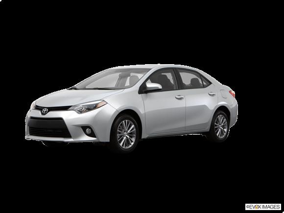 2015 Toyota Corolla LE Premium  Photo