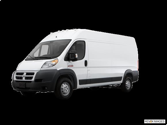 2015 Ram ProMaster Cargo Van 3500 High Roof Extended  Van