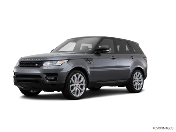 2015 Land Rover Range Rover Sport Supercharged  Sport Utility