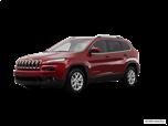 2015 Jeep Cherokee Latitude  Sport Utility