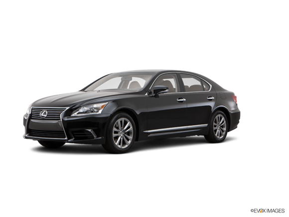 2015 Lexus LS 460 L  Photo