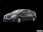 2015 Toyota Prius Plug-in Hybrid Advanced  Hatchback