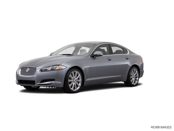 2015 Jaguar XF Portfolio  Photo