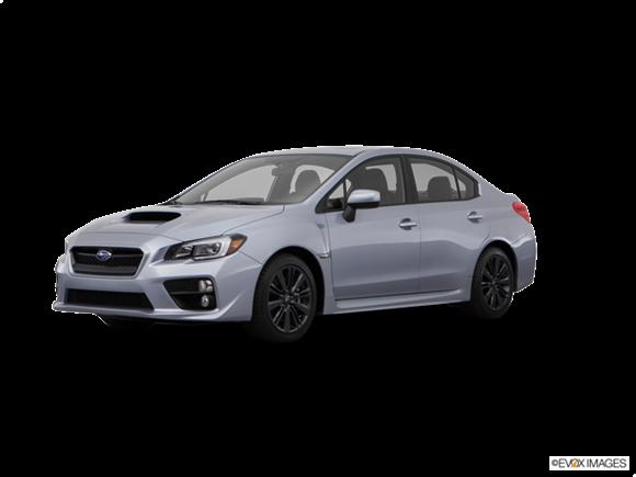 2015 Subaru WRX Limited  Sedan
