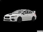 2015 Subaru WRX STI  Sedan