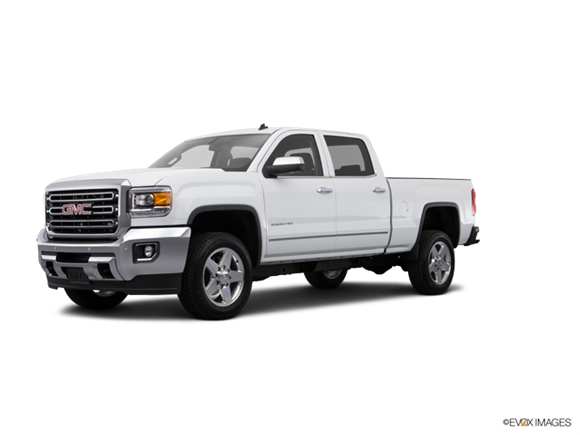 2015 GMC Sierra 2500 HD Crew Cab SLT  Photo