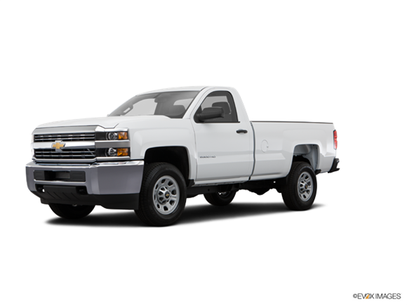 2015 Chevrolet Silverado 2500 HD Regular Cab LT  Pickup