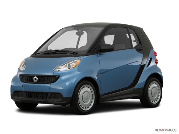 2015 smart fortwo Passion  Hatchback Coupe