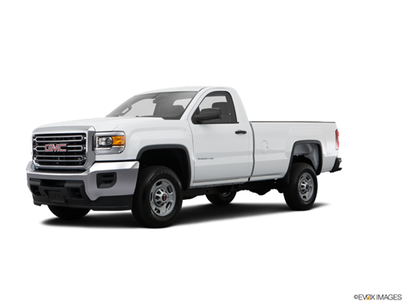 2015 GMC Sierra 2500 HD Regular Cab SLE  Photo