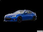 2015 Subaru BRZ Series.Blue  Coupe