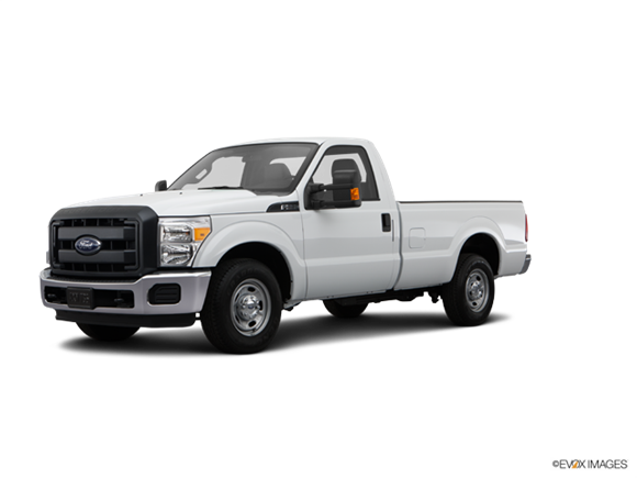 2015 Ford F250 Super Duty Regular Cab XLT  Pickup