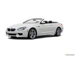 2015 BMW 6 Series 640i  Convertible