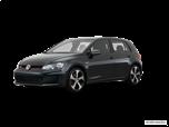 2015 Volkswagen Golf GTI SE  Hatchback Sedan