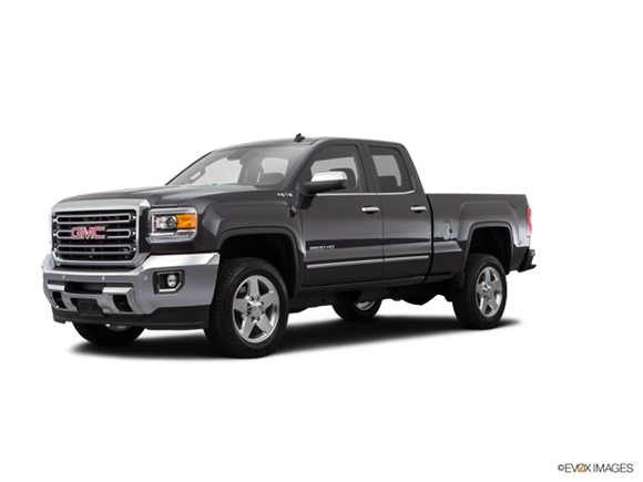 2015 GMC Sierra 2500 HD Double Cab SLT  Photo