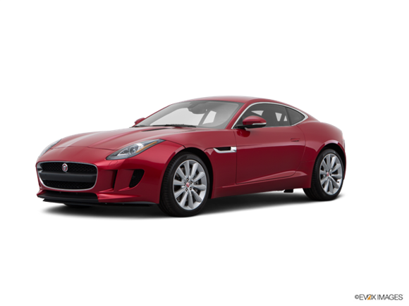 2015 Jaguar F-TYPE R  Coupe