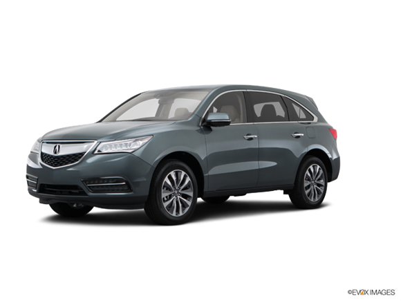 2015 Acura MDX SH-AWD  Photo