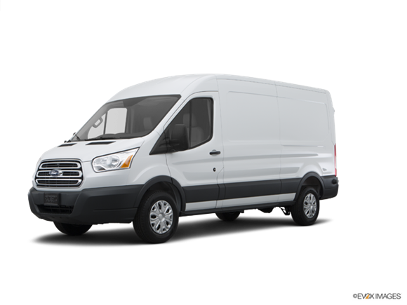 2015 Ford Transit 250 Van High Roof w/Dual Sliding Side Doors w/LWB  Van
