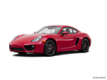 2015 Porsche Cayman S  Coupe