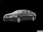 2015 Lincoln MKZ Black Label Hybrid  Sedan