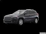 2015 Jeep Cherokee Altitude  Sport Utility