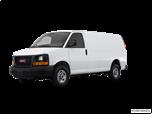 2015 GMC Savana 2500 Cargo Diesel Extended  Extended Van