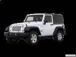 2015 Jeep Wrangler Sport S  Sport Utility