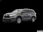 2015 Toyota Highlander Limited Platinum  Sport Utility