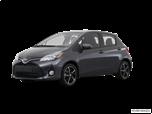 2016 Toyota Yaris SE  Hatchback Sedan