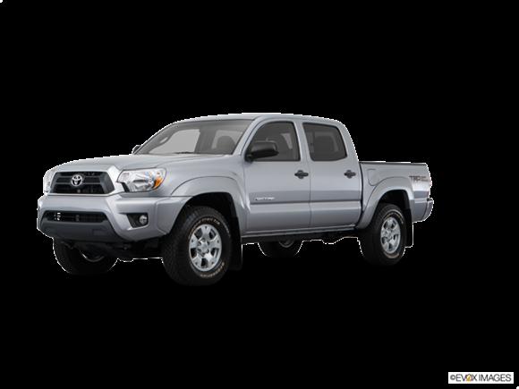 2015 Toyota Tacoma Double Cab  Pickup