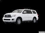 2015 Toyota Sequoia Platinum  Sport Utility