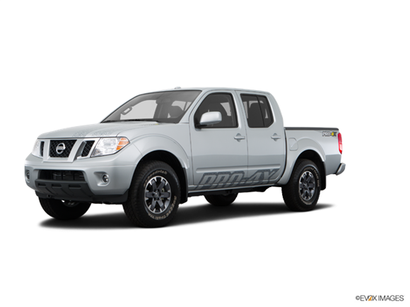 2016 Nissan Frontier Crew Cab PRO-4X  Pickup
