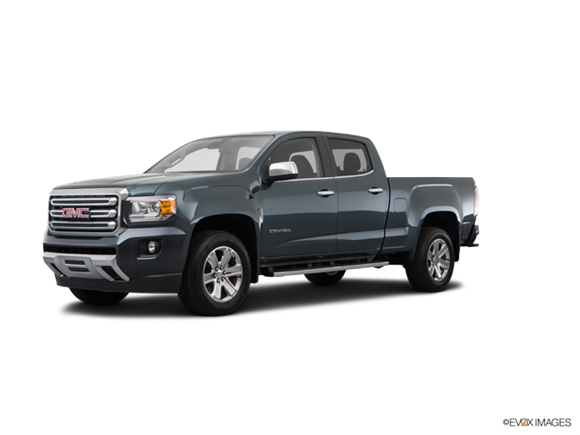 2015 GMC Canyon Crew Cab SLT  Photo