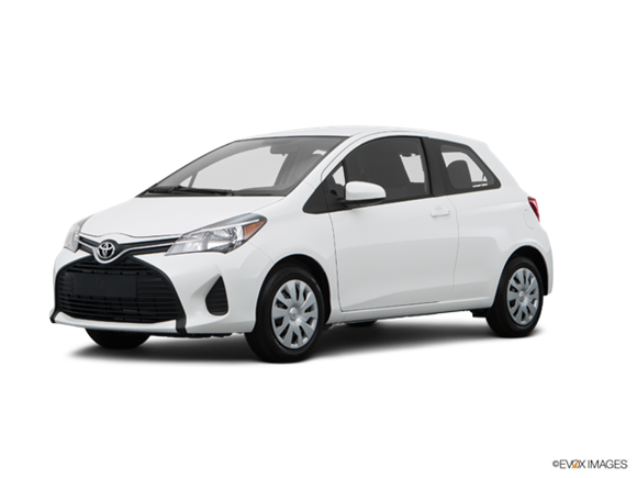 2016 Toyota Yaris L  Hatchback Coupe