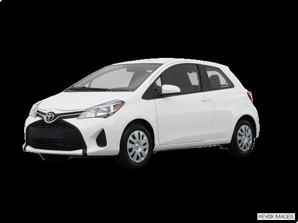 2016 Toyota Yaris L  Hatchback Coupe