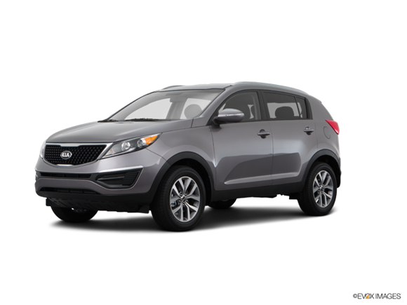 2015 Kia Sportage SX  Photo
