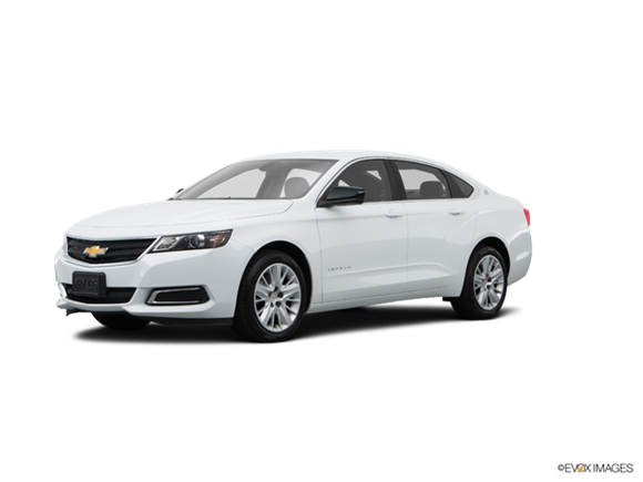 2015 Chevrolet Impala LS  Photo