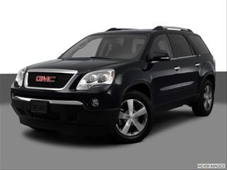 2012 GMC Acadia 4-door SL  Sport Utility Front angle medium view photo