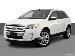 2012 Ford Edge 4-door SEL  Sport Utility Front angle medium view photo