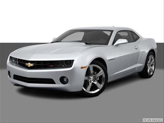 2012 Chevrolet Camaro 2-door LT  Coupe Front angle medium view photo