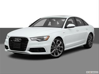 2013 Audi A6 4-door 2.0T Premium  Sedan Front angle medium view photo