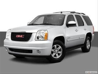 2013 GMC Yukon Front angle medium view