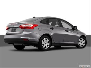 2013 Ford Focus Rear Wide 8430 121 320X240