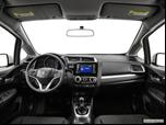 2015 Honda Fit Dashboard, center console, gear shifter view photo