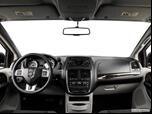 2015 Dodge Grand Caravan Passenger Dashboard, center console, gear shifter view photo