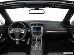 2015 Lexus IS Dashboard, center console, gear shifter view photo